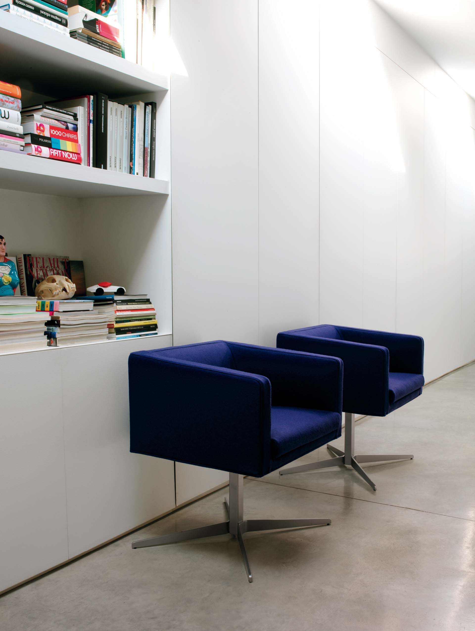 Cubica Verzelloni Collection Composed Of An Armchair
